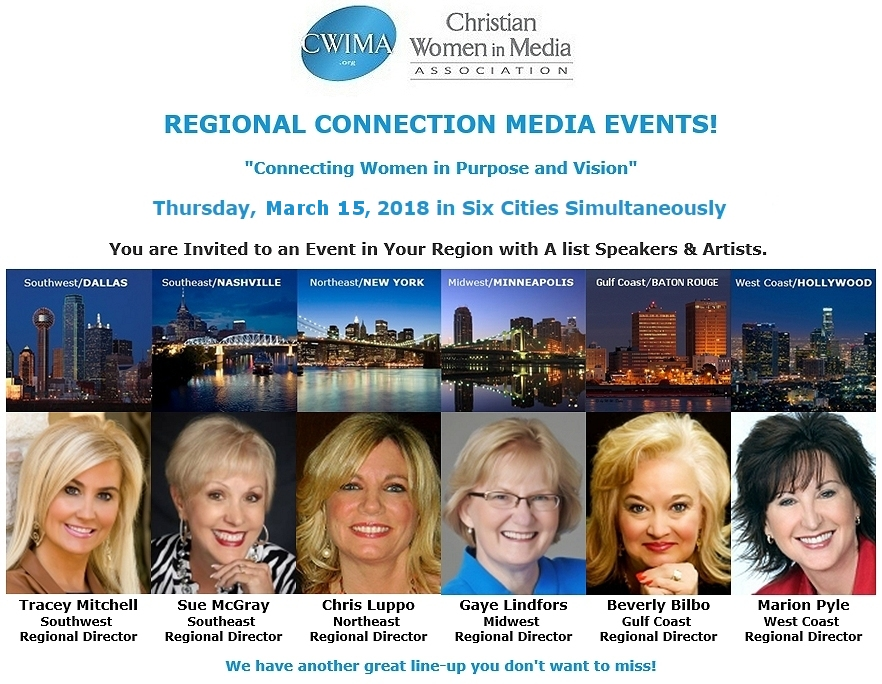 Women in media baton rouge